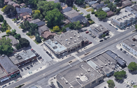 retail real estate listings \u0026 available shopping center space for2955 bloor street west
