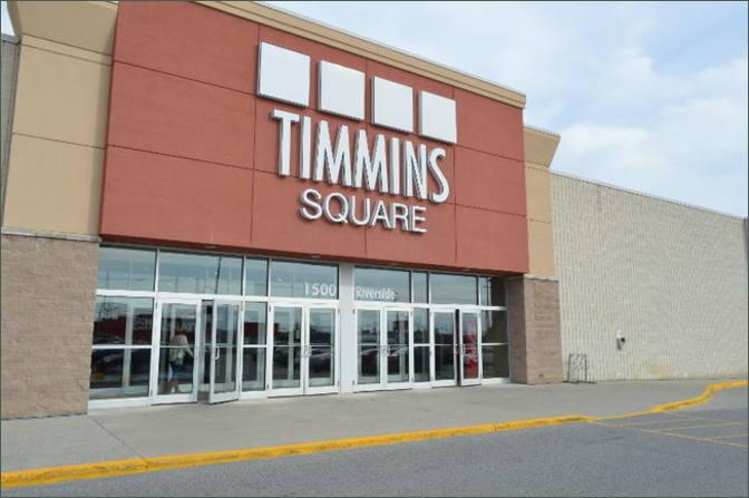 Timmins Square