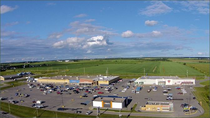 New Liskeard Walmart Centre