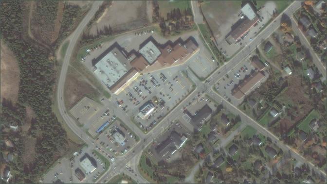 Quispamsis Town Centre