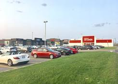 Vaudreuil Shopping Centre: