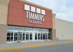 Timmins Square: