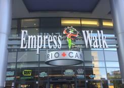 Empress Walk:
